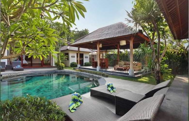 D´bulakan Kampung Villa Ubud - Pool - 2