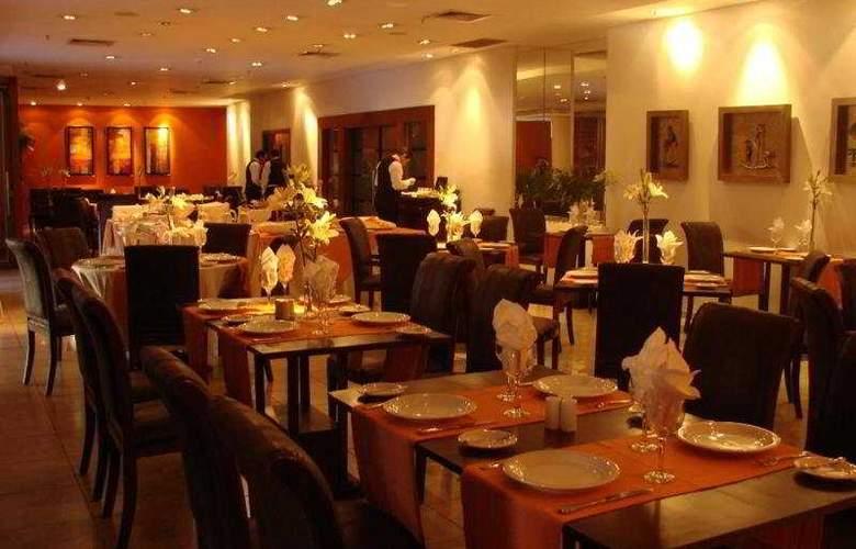 Crowne Plaza Asuncion - Restaurant - 8