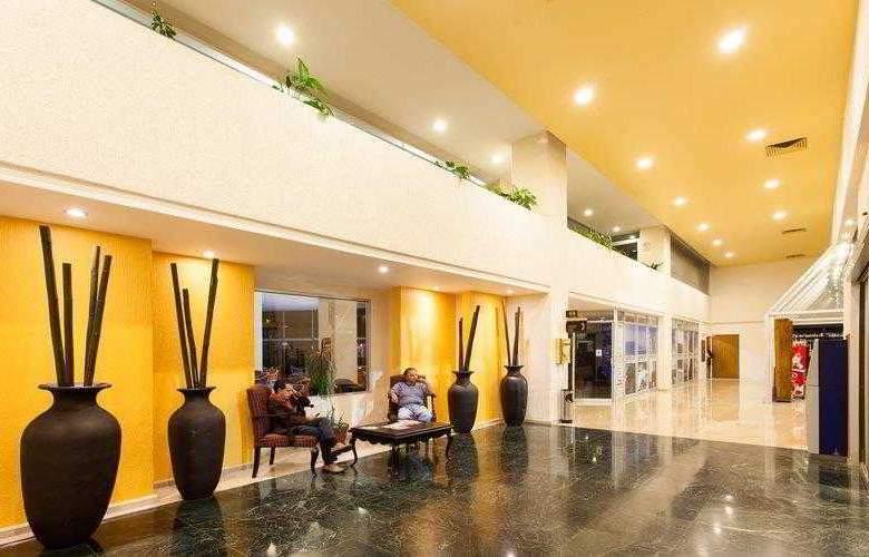 Best Western Plus Gran Morelia - Hotel - 10