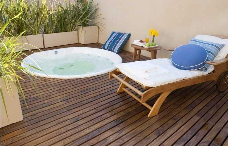 248 Finisterra Hotel Boutique - Terrace - 7