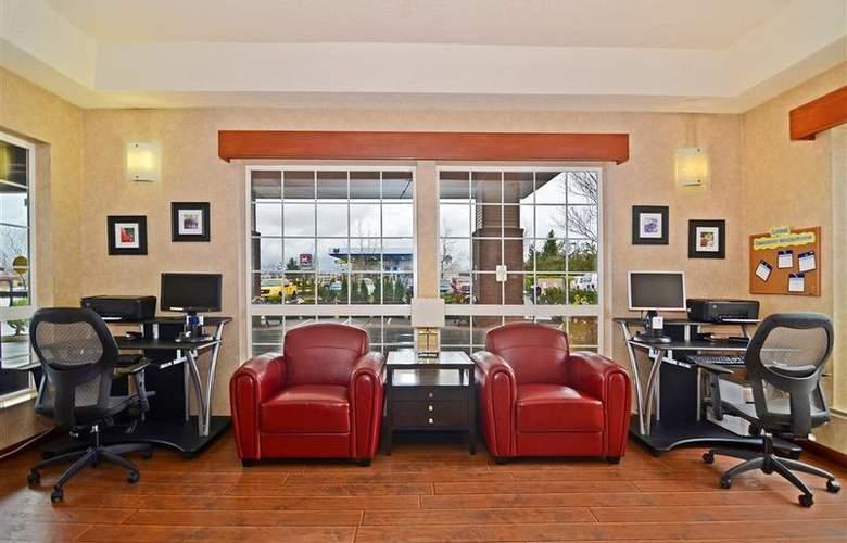 Best Western Plus Park Place Inn - Conference - 130