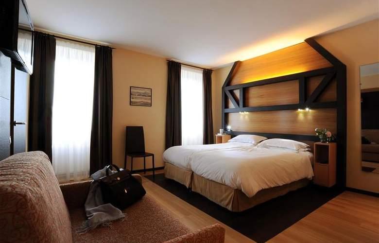 Best Western Plus Hôtel Monopole Métropole - Room - 30