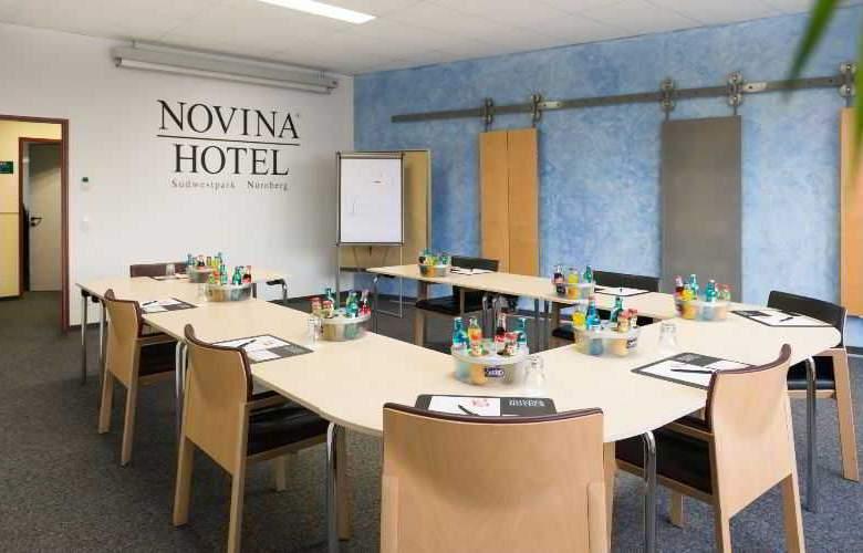 Novina Sudwestpark Hotel - Conference - 13