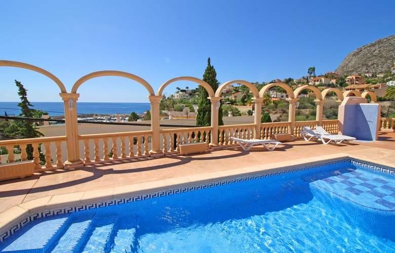 Canuta Baja Costa Calpe Bungalows - Hotel - 0