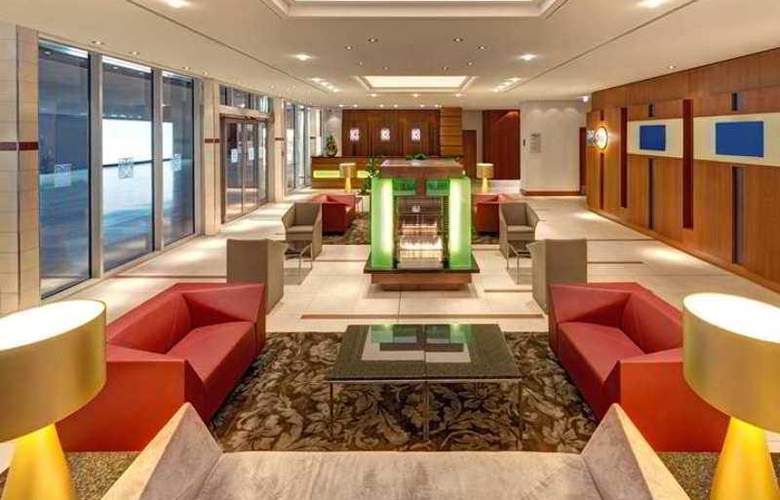 Hilton Garden Inn Frankfurt Airport - Hotel - 1