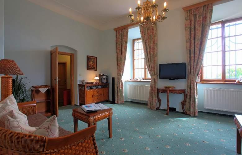 Questenberk Romantic Hotel Prague - Room - 7