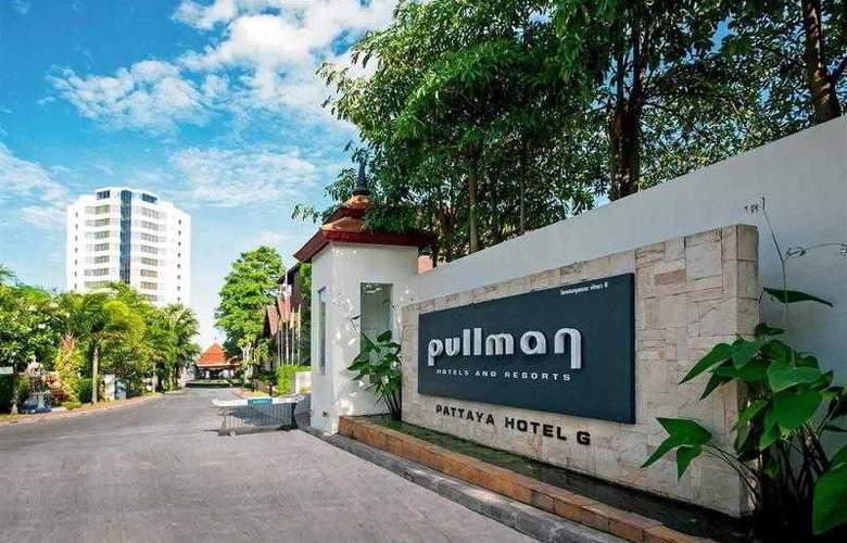 Pullman Pattaya Aisawan - Hotel - 32