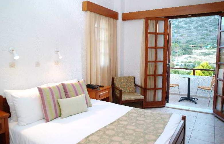 Kyknos Beach Hotel and Bungalows - Room - 13