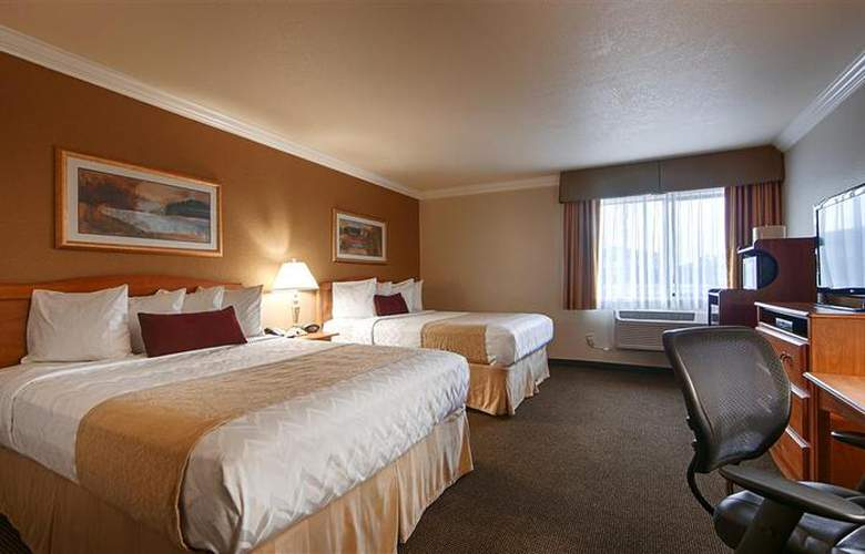 Best Western Town & Country Hotel - Room - 50