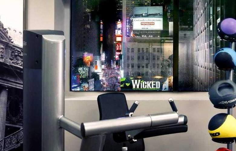 Novotel New York Times Square - Hotel - 8