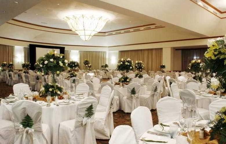 Marriott Hotel Tegucigalpa - Restaurant - 8