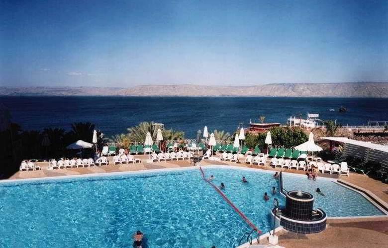 Caesar Hotel Tiberias - Pool - 3