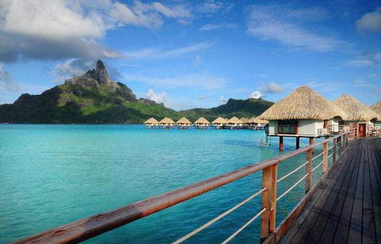 Le Meridien Bora Bora - Hotel - 44