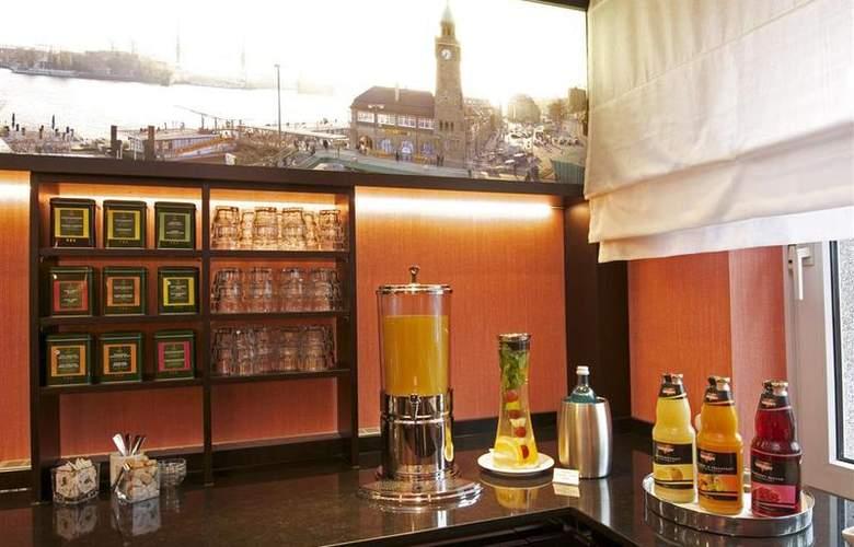 Best Western Raphael Altona - Restaurant - 44
