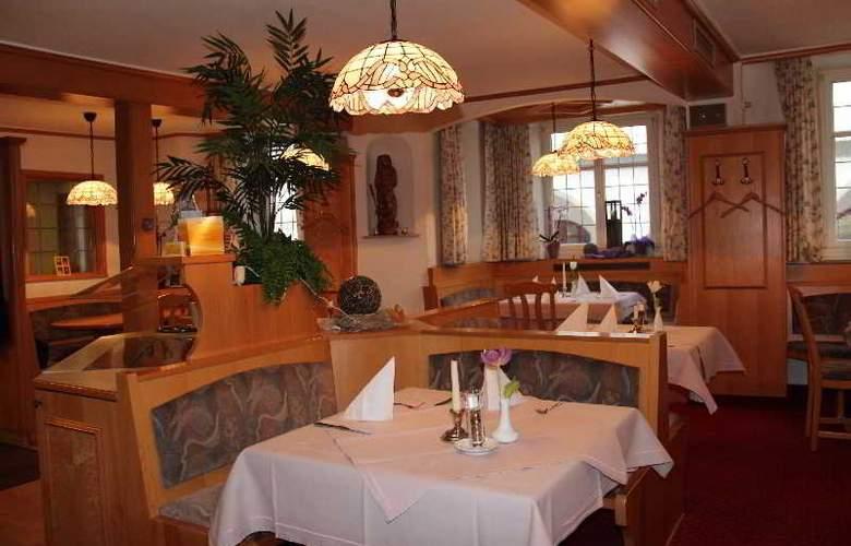 mD-Hotel Meerfraulein - Restaurant - 5