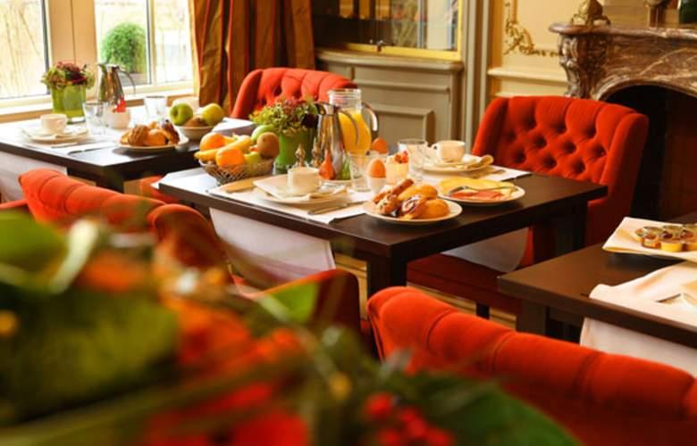Best Western Premier La Villa Des Fleurs - Bar - 3