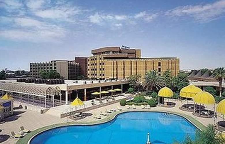 Intercontinental Riyadh - Pool - 2
