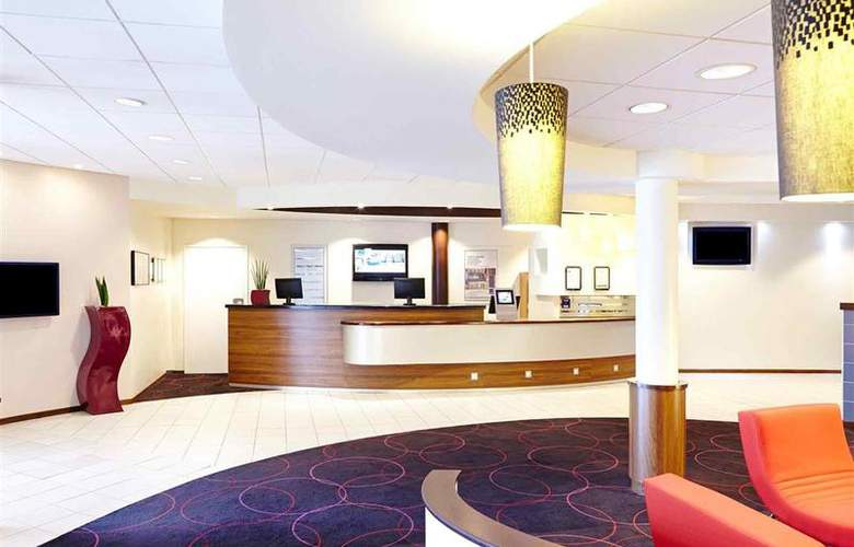 Novotel Milton Keynes - Hotel - 59