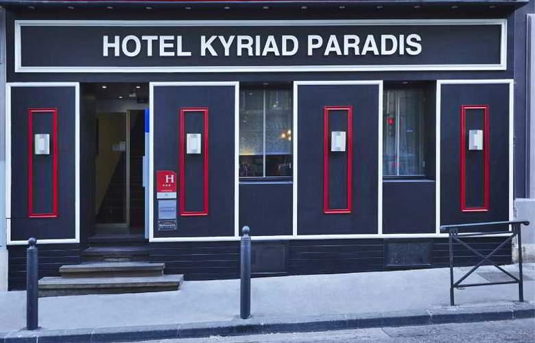 Kyriad Paradis Marselle Centre - Paradis - Prefecture - Hotel - 0