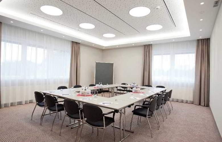 bigBOX Hotel Kempten - Conference - 8