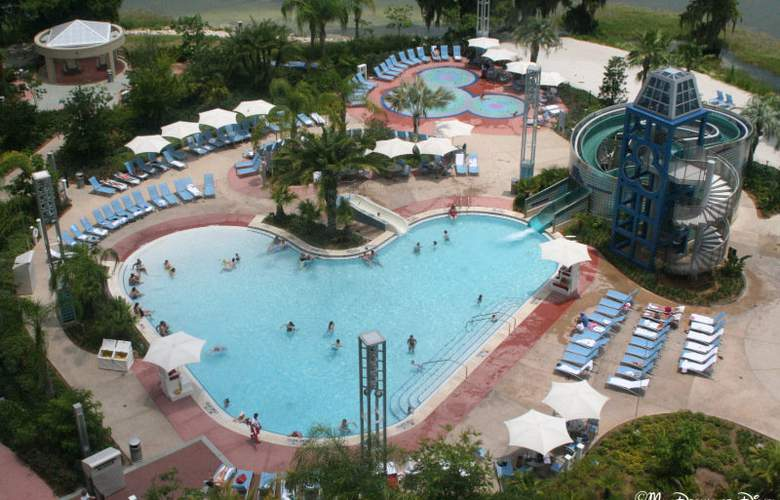 Bay Lake Tower At Disney's Contemporary Resort - Pool - 7