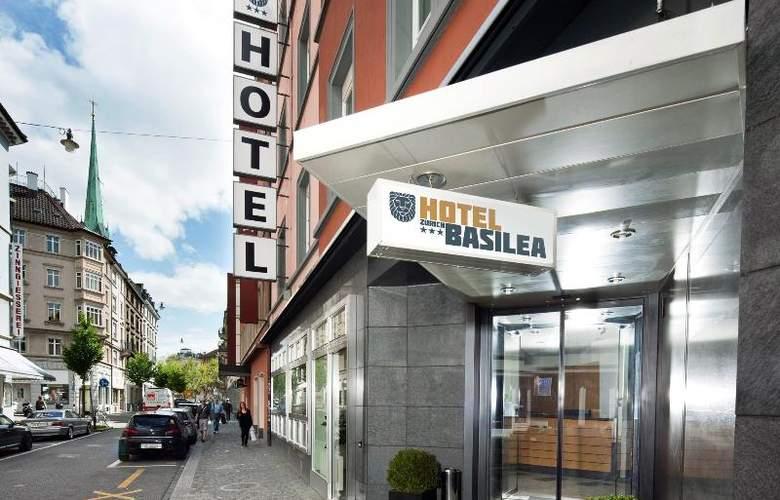Basilea Swiss Quality Hotel - Hotel - 8