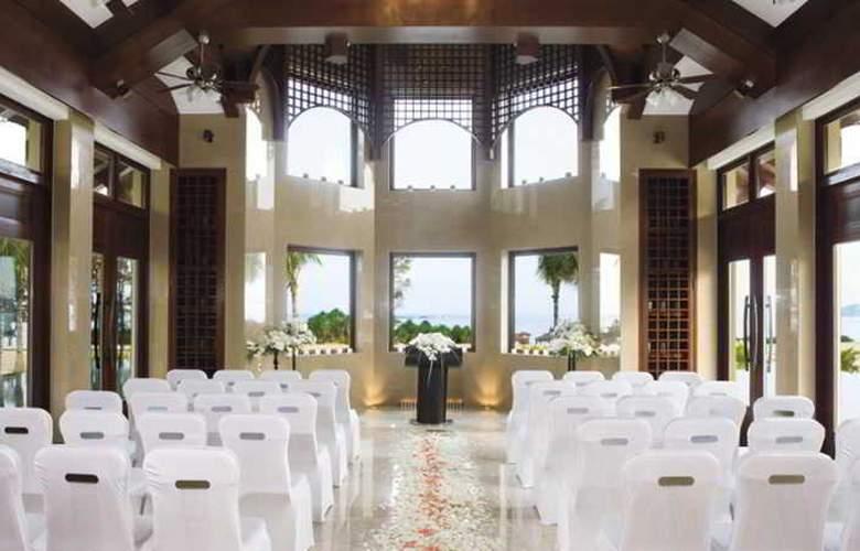 The Ritz Carlton Sanya - Conference - 4