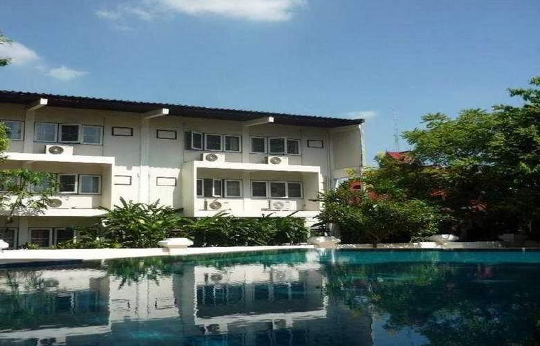 Changpuak Hotel Chiang Mai - Pool - 2