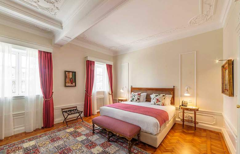 Infante de Sagres - Small Luxury Hotels of the World - Room - 7