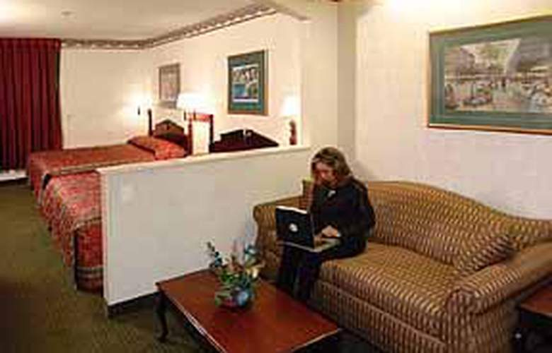 Comfort Suites Downtown - Room - 3