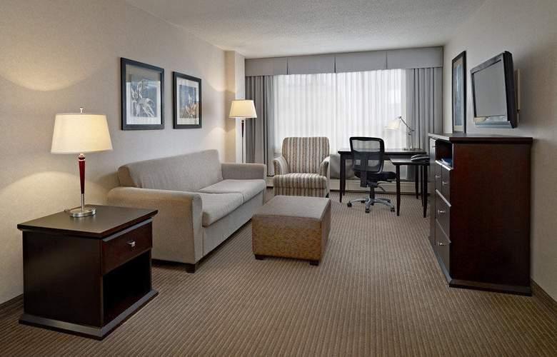 Campus Tower Suite Hotel - Room - 7