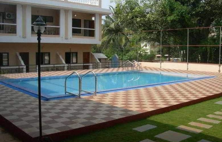 Villa Candolim - Pool - 3