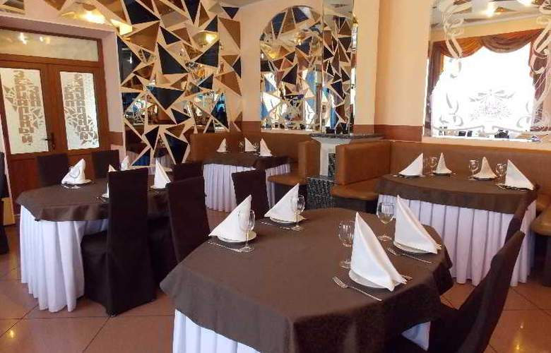 K-Vizit Hotel - Restaurant - 4