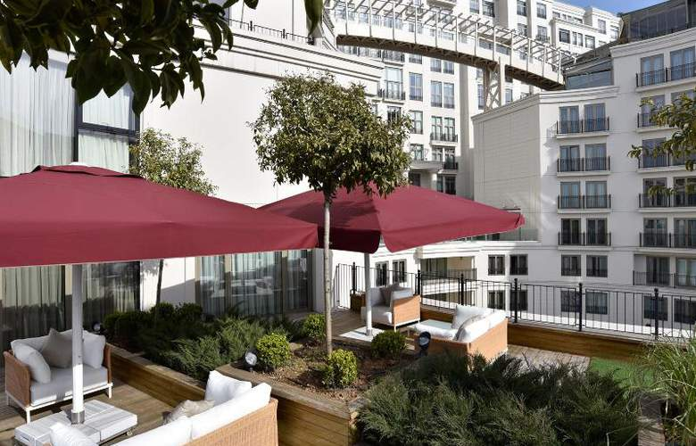 CVK Park Bosphorus Istanbul - Hotel - 8