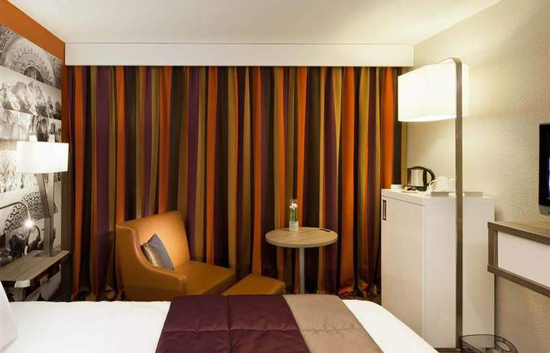 Mercure Chambery Centre - Room - 15