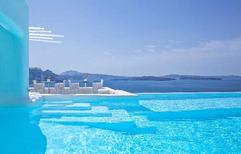 Canaves Oia - Pool - 12