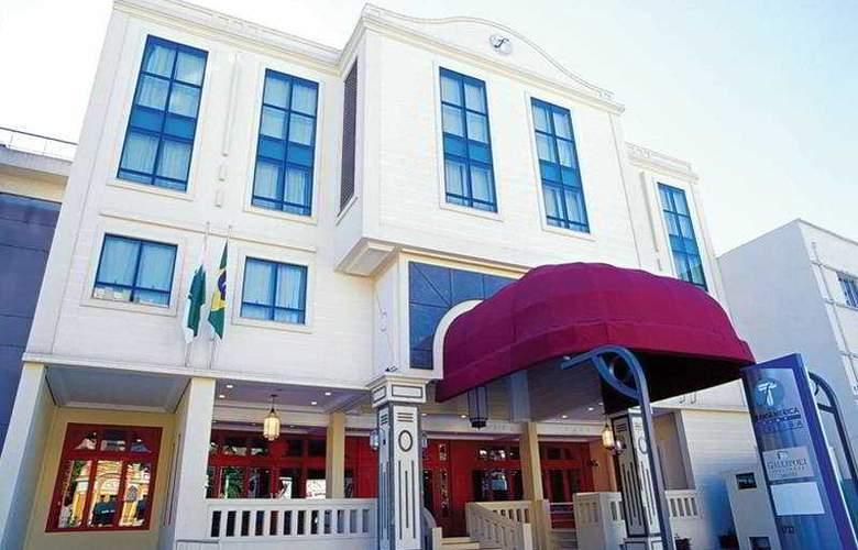 Transamerica Prime Batel - Hotel - 0