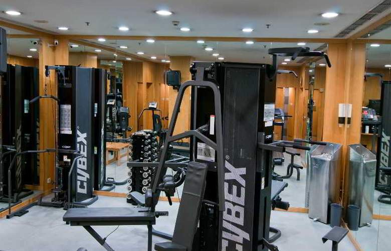 Grand Hyatt Athens - Sport - 39