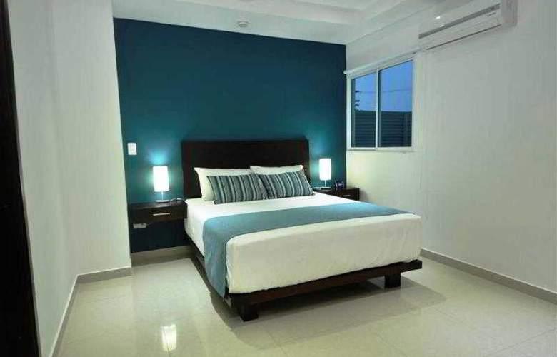 Hotel Avenida Buenos Aires - Room - 6