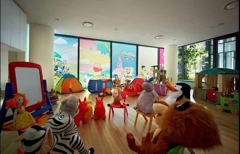 E&O Residence Kuala Lumpur - Sport - 12
