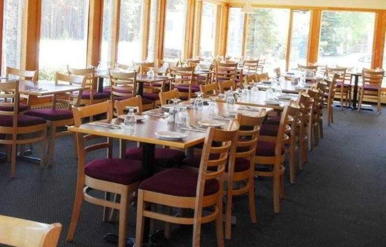 Maligne Lodge - Restaurant - 8