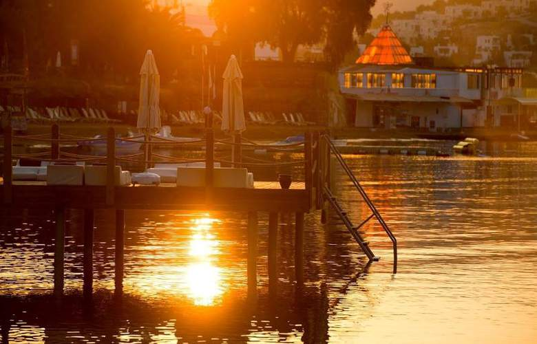 Ramada Resort Bodrum - Beach - 45