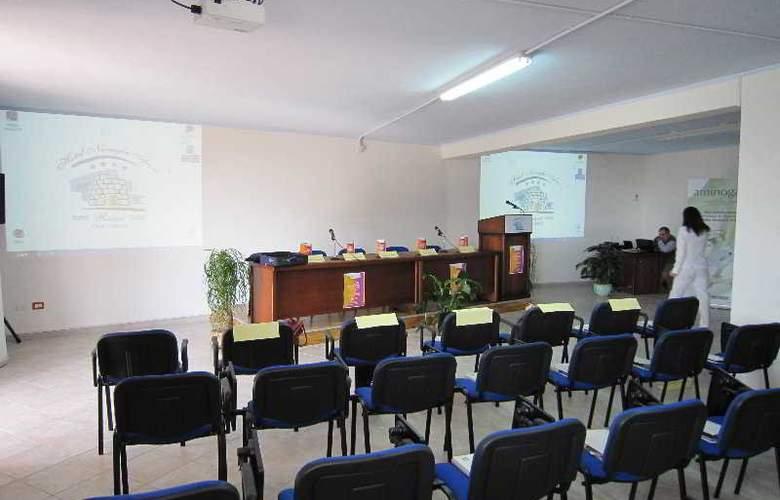 Nuraghe Arvu - Conference - 5
