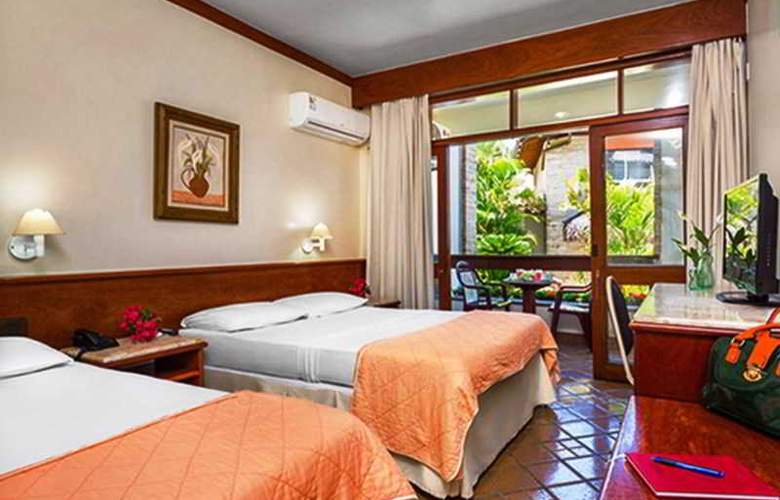 Quinta Do Sol Praia Hotel - Room - 1