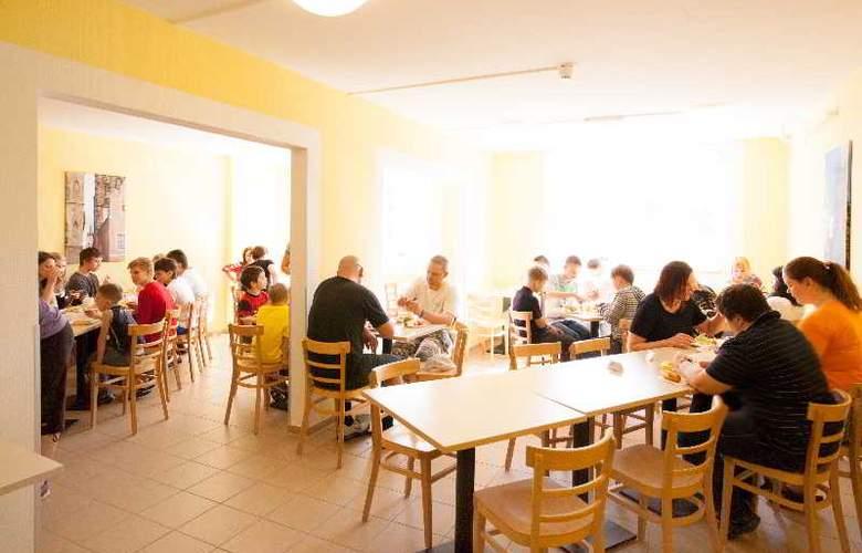 A&O Prague Metro Strizkov - Restaurant - 4