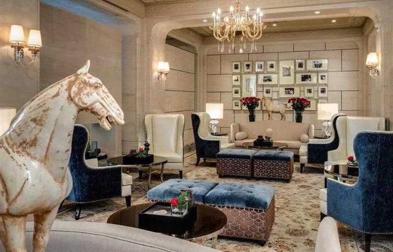 Sofitel Legend Peoples Grand Hotel Xian - Hotel - 63