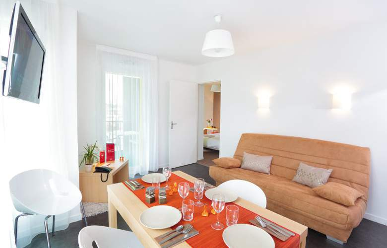 Appart' City Confort Elegance Tours - Room - 7