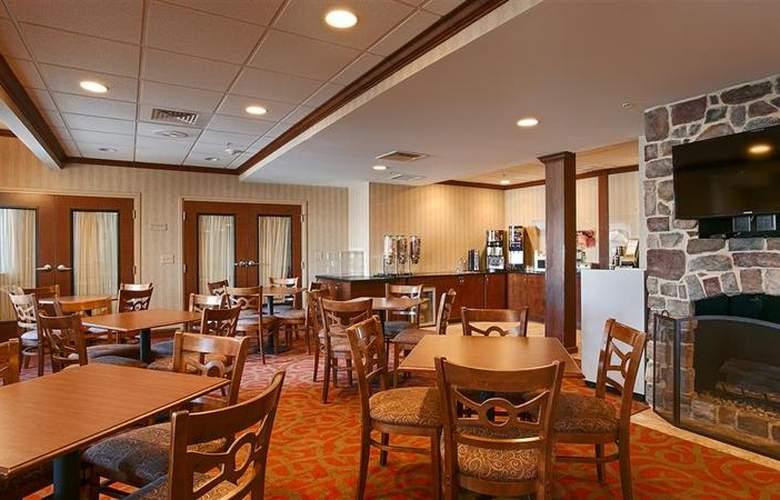 Best Western Lebanon Valley Inn & Suites - Restaurant - 37
