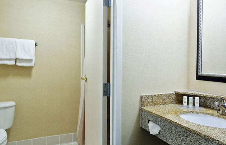 Courtyard by Marriott Chattanooga Downtown - Room - 4