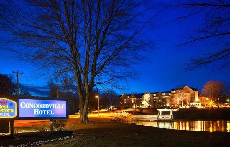 Best Western Plus Concordville Hotel - Hotel - 79